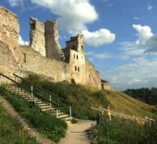 Medieval action in Rakvere castle