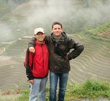 Sunnys rice terraces!