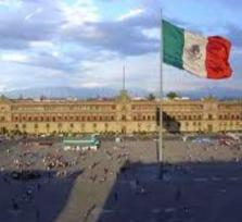 Mexico City Down Town