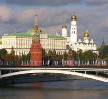 General sightseeing tour in Moscow