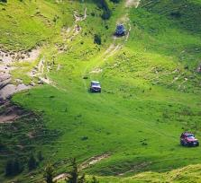Join me on my Bucegi mountains off-road adventure