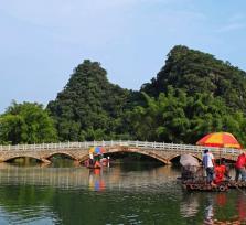 Yangshuo  Countryside Cycling tour