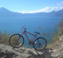Join me for cycling in Guatemala
