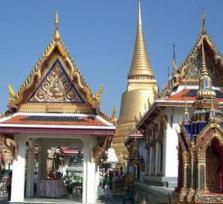 Whole day in Bangkok