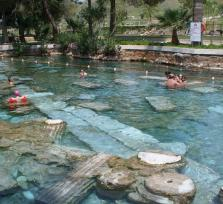 PAMUKKALE -DAILY TOUR DEPARTS FROM ISTANBUL