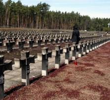 WW2 Warsaw Vicinity tour - Palmiry in Kampinos Forest mass execution site memorial and museum