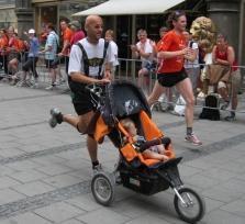 Joggen in München