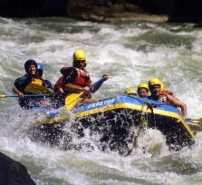 Bhote Koshi River Rafting Tour