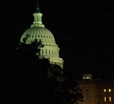 I show you my Washington DC at night!