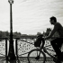 Paris on a bicycle