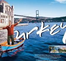 Meet me for a full day Bosphorus cruise & Asia tour