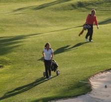 Golfing on Mallorca