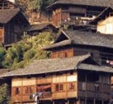 Yuquong Town / Qing Minority Village Visi