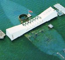 Arizona Memorial Pearl Harbour Tour
