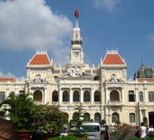 Excursions in Ho Chi Minh city