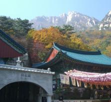 Doseon-sa, largest and most important ancient Buddhist temple