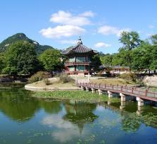 Shining Fortune Palace, Seoul's Gyeongbok-gung