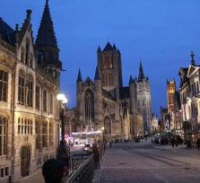 Want to come on a walking in my Ghent!