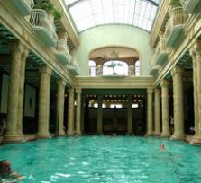 Gellért Bath!