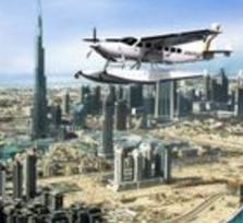 Meet me for a seaplane Tour of Dubai