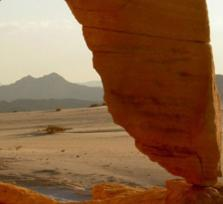 Join me on a safari trip to colored canyon in Nuweiba!