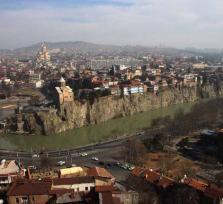 Tbilisi walking tour - my way!