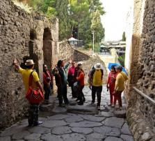My highlights of Pompeii