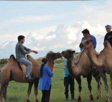 I present you the best central Mongolian tour!