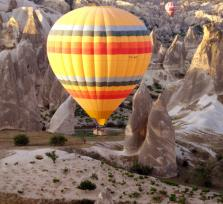 Want to join me on a hot air Balloon Tour?