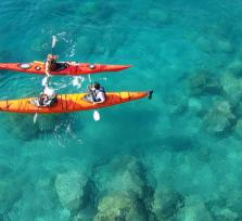 Come Sea Kayaking in Kekova Sunken City with me!