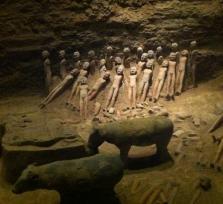 Xi'an Tombs&Temples