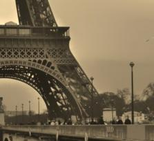 Paris by minivan 4h