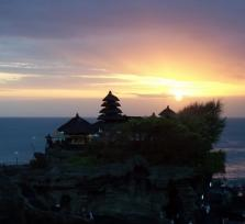 Ubud - Kintamani Volcano - Tanah Lot Sunset Tours