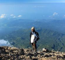 Mount Batur Climbing