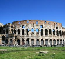Coliseum & Roman Forum small group tour