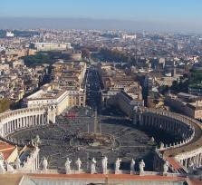 Vatican Museums & St. Peter small group tour