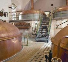 Eggenberg Brewery Tour