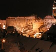 Cesky Krumlov Ghost Night Tour