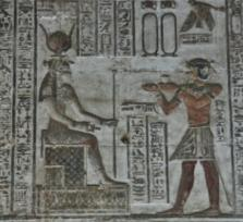 Half day Trip to Dendera Temple - see your zodiac sign on the walls of the egyptian temples