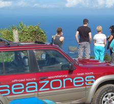 Sete Cidades Safari 4x4 Tour - Half Day