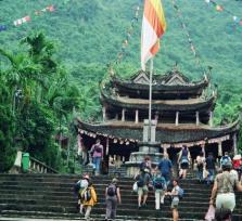 Buddhism Pilgrimage - Perfume pagoda