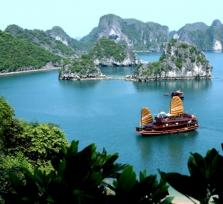 HALONG 2-DAY LUXURY JUNK CRUISES