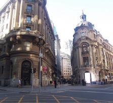Santiago a charming city