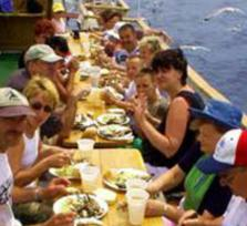 Brijuni (Brionian) islands fishpicnic Tour