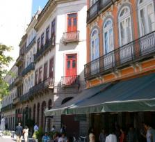 Walking Tour in the Historical City Center of Rio