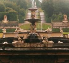 the Greenways in Florence: the Boboli Garden
