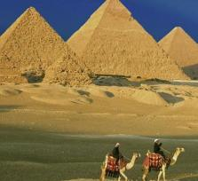 Join me for half day sightseeing to Pyramids of Giza and Sphinx