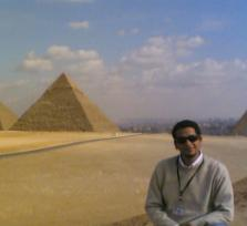Join me for Pyramid Giza + Sakkara