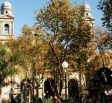 Walk Ciudad Vieja (Old City)