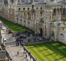 Visit the University of Cambridge